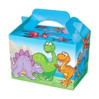 Dinosaur Cartoon Meal Party Box